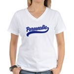 Paramedic Women's V-Neck T-Shirt