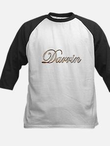 Gold Darrin Baseball Jersey