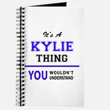 It's KYLIE thing, you wouldn't understand Journal