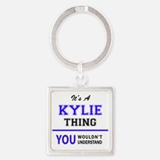 It's KYLIE thing, you wouldn't understan Keychains