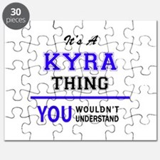 It's KYRA thing, you wouldn't understand Puzzle