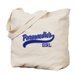 Paramedic's Girl Tote Bag