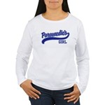 Paramedic's Girl Women's Long Sleeve T-Shirt