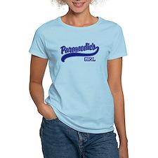 Paramedic's Girl T-Shirt
