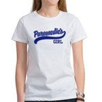 Paramedic's Girl Women's T-Shirt