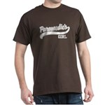 Paramedic's Girl Dark T-Shirt