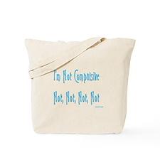 Not Compulsive Tote Bag