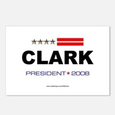 """Four Star President"" Postcards (Package of 8)"