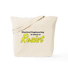 EE is Hard to Resist Tote Bag