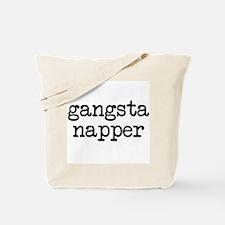 Gangsta Napper Tote Bag