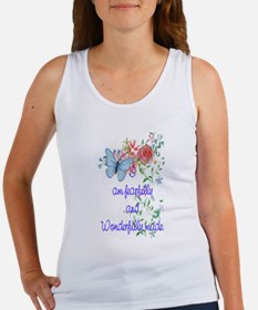 feafully and wonderfully made Tank Top