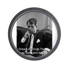 Cute Historical political figures Wall Clock