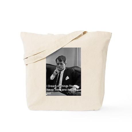 Robert Kennedy Tote Bag