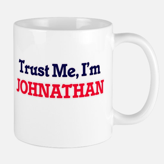Trust Me, I'm Johnathan Mugs
