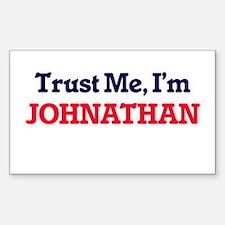 Trust Me, I'm Johnathan Decal