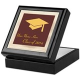 Graduation Keepsake Boxes