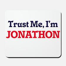 Trust Me, I'm Jonathon Mousepad