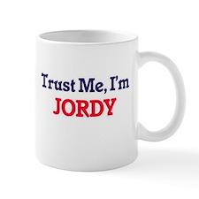 Trust Me, I'm Jordy Mugs