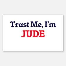 Trust Me, I'm Jude Decal