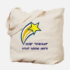 Star Teacher Tote Bag