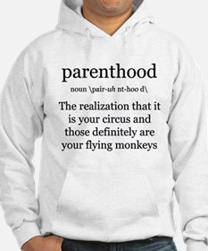 Definition of Parenthood Hoodie