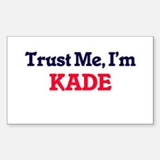 Trust Me, I'm Kade Decal