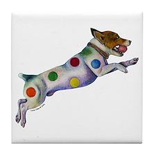 Spot The Dog Tile Coaster