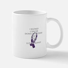 Cancer Bully (Purple Ribbon) Mugs