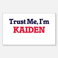 Trust Me, I'm Kaiden Decal
