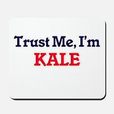 Trust Me, I'm Kale Mousepad
