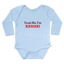 Trust Me, I'm Kamari Body Suit