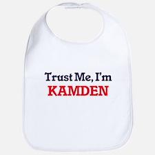 Trust Me, I'm Kamden Bib