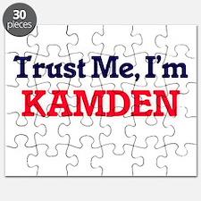 Trust Me, I'm Kamden Puzzle