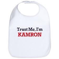 Trust Me, I'm Kamron Bib