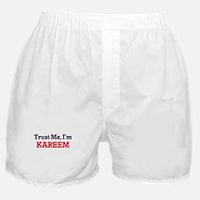 Trust Me, I'm Kareem Boxer Shorts