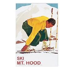 Ski Mount Hood Postcards (Package of 8)