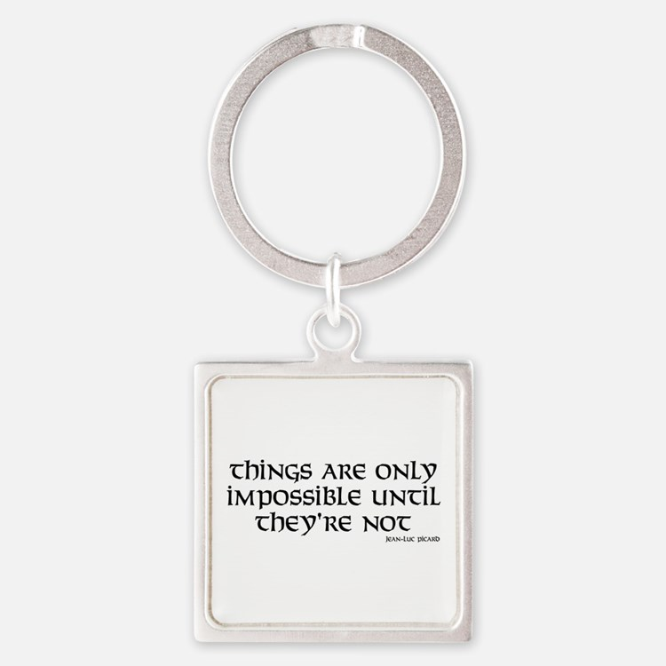 QFilmthingsare10x3 Keychains