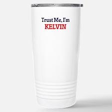 Trust Me, I'm Kelvin Travel Mug