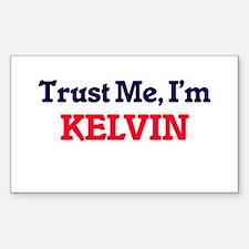 Trust Me, I'm Kelvin Decal