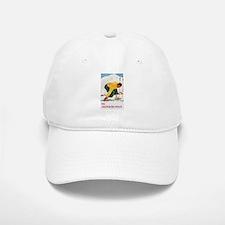 Ski Jackson Hole Baseball Baseball Cap
