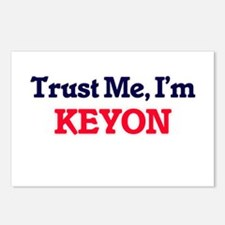 Trust Me, I'm Keyon Postcards (Package of 8)