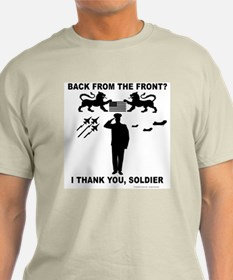 Salute the veterans T-Shirt