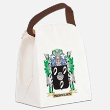 Cute College reunion Canvas Lunch Bag