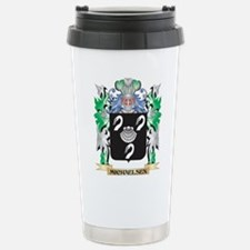 Michaelsen Coat of Arms Travel Mug