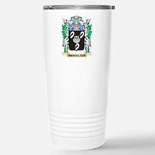Michaelsen Coat of Arms Travel Mug