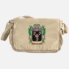 Michaelsen Coat of Arms - Family Cre Messenger Bag