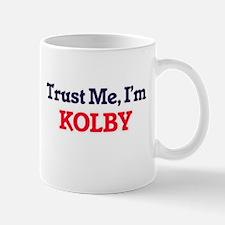 Trust Me, I'm Kolby Mugs
