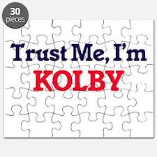 Trust Me, I'm Kolby Puzzle