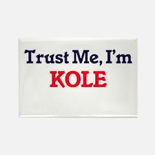 Trust Me, I'm Kole Magnets