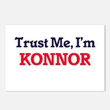 Trust Me, I'm Konnor Postcards (Package of 8)